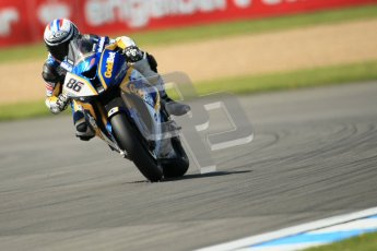 © Octane Photographic Ltd. 2012 World Superbike Championship – European GP – Donington Park. Friday 11th May 2012. WSBK Free Practice. Ayrton Bodovini - BMW S1000RR. Digital Ref : 0328cb1d2663