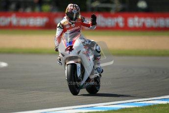 © Octane Photographic Ltd. 2012 World Superbike Championship – European GP – Donington Park. Friday 11th May 2012. WSBK Free Practice. Hiroshi Aoyama - Honda CBR1000RR. Digital Ref : 0328cb1d2979