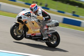 © Octane Photographic Ltd. 2012 World Superbike Championship – European GP – Donington Park. Friday 11th May 2012. WSBK Free Practice. Jakub Smrz - Ducati 1098R. Digital Ref : 0328cb7d1286