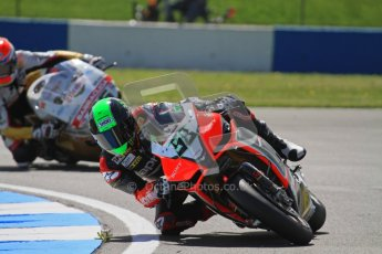 © Octane Photographic Ltd. 2012 World Superbike Championship – European GP – Donington Park. Friday 11th May 2012. WSBK Free Practice. Eugene Laverty - Aprillia RSV4 Factory. Digital Ref : 0328lw7d3638