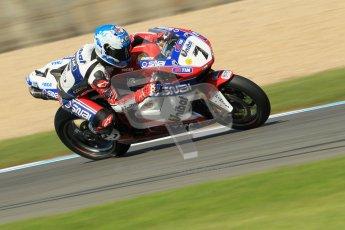 © Octane Photographic Ltd. 2012 World Superbike Championship – European GP – Donington Park. Saturday 12th May 2012. WSBK Saturday Qualifying practice. Carlos Checa. Digital Ref : 0332cb1d3496
