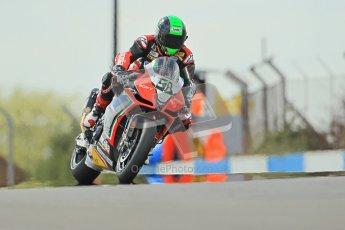 © Octane Photographic Ltd 2012. World Superbike Championship – European GP – Donington Park, Sunday 13th May 2012. Race 2. Eugene Laverty. Digital Ref : 0337cb1d5662