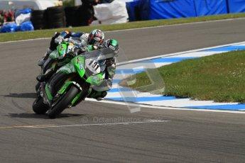 © Octane Photographic Ltd 2012. World Superbike Championship – European GP – Donington Park, Sunday 13th May 2012. Race 2. Gary Mason. Digital Ref : 0337lw7d7741