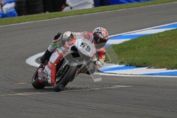 © Octane Photographic Ltd 2012. World Superbike Championship – European GP – Donington Park, Sunday 13th May 2012. Race 2. Niccolo Canepa. Digital Ref : 0337lw7d7774