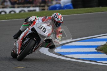© Octane Photographic Ltd 2012. World Superbike Championship – European GP – Donington Park, Sunday 13th May 2012. Race 2. Niccolo Canepa. Digital Ref : 0337lw7d8257