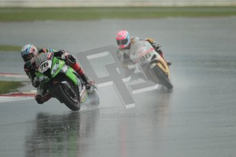© Octane Photographic Ltd. World Superbike Championship – Silverstone, Race 2. Sunday 5th August 2012. Digital Ref :