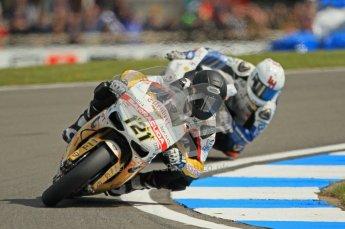 © Octane Photographic Ltd 2012. World Superbike Championship – European GP – Donington Park. Superpole session 1. Digital Ref : 0334cb1d4327