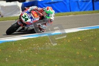 © Octane Photographic Ltd 2012. World Superbike Championship – European GP – Donington Park. Superpole session 1. Digital Ref : 0334cb1d4410
