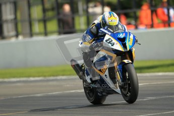 © Octane Photographic Ltd 2012. World Superbike Championship – European GP – Donington Park. Superpole session 2. Digital Ref : 0334cb1d4512