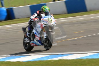 © Octane Photographic Ltd 2012. World Superbike Championship – European GP – Donington Park. Superpole session 1. Digital Ref : 0334cb7d2112