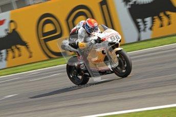 © Octane Photographic Ltd 2012. World Superbike Championship – European GP – Donington Park. Superpole session 3. 2nd Place - Leon Haslam - BMW S1000RR. Digital Ref : 0334cb7d2249