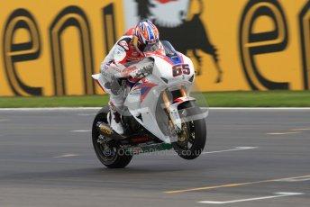 © Octane Photographic Ltd 2012. World Superbike Championship – European GP – Donington Park. Superpole session 3. Jonathan Rea. Digital Ref : 0334cb7d2272