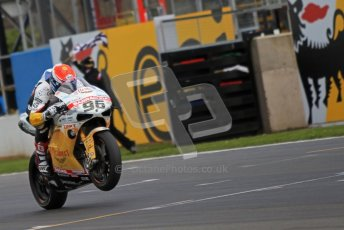 © Octane Photographic Ltd 2012. World Superbike Championship – European GP – Donington Park. Superpole session 3. 2nd Place - Leon Haslam - BMW S1000RR. Digital Ref : 0334cb7d2309