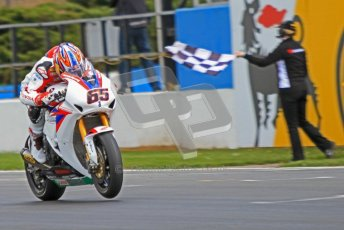 © Octane Photographic Ltd 2012. World Superbike Championship – European GP – Donington Park. Superpole session 3. Jonathan Rea. Digital Ref : 0334cb7d2311