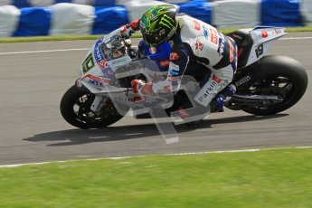 © Octane Photographic Ltd 2012. World Superbike Championship – European GP – Donington Park. Superpole session 1. Digital Ref :  0334lw7d5944