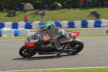 © Octane Photographic Ltd 2012. World Superbike Championship – European GP – Donington Park. Superpole session 1. Eugene Laverty. Digital Ref : 0334lw7d5976