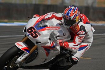 © Octane Photographic Ltd 2012. World Superbike Championship – European GP – Donington Park. Superpole session 2. Jonathan Rea. Digital Ref : 0334lw7d6167