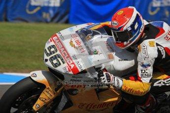 © Octane Photographic Ltd 2012. World Superbike Championship – European GP – Donington Park. Superpole session 2. Digital Ref : 0334lw7d6199