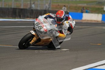 © Octane Photographic Ltd 2012. World Superbike Championship – European GP – Donington Park. Superpole session 2. Digital Ref : 0334lw7d6211