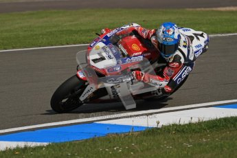© Octane Photographic Ltd 2012. World Superbike Championship – European GP – Donington Park. Superpole session 2. Digital Ref : 0334lw7d6307