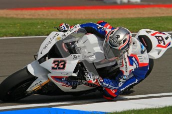 © Octane Photographic Ltd 2012. World Superbike Championship – European GP – Donington Park. Superpole session 3. 3rd Place - Marco Melandri - BMW S1000RR. Digital Ref :  0334lw7d6345