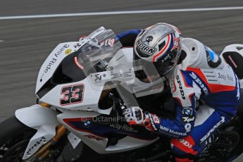 © Octane Photographic Ltd 2012. World Superbike Championship – European GP – Donington Park. Superpole session 3. 3rd Place - Marco Melandri - BMW S1000RR. Digital Ref :  0334lw7d6411