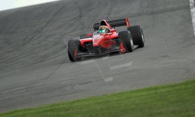 World © Octane Photographic Ltd./Carl Jones. Saturday August 31st 2013, AutoGP qualifying, Donington Park. Digital Ref : 0803cj1d1120