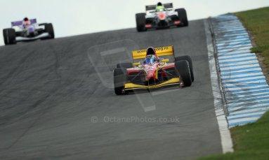 World © Octane Photographic Ltd./Carl Jones. Saturday August 31st 2013, AutoGP qualifying, Donington Park. Digital Ref : 0803cj1d1147