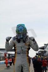 World © Octane Photographic Ltd./Carl Jones. Sunday September 1st 2013, AutoGP Race 1, Donington Park - Vittorio Ghirelli - Super Nova. Digital Ref : 0804cj7d3869