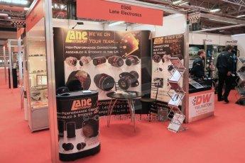 ©  Octane Photographic Ltd. January 11th 2013. Autosport International. Lane Electronics. Digiatal Ref :