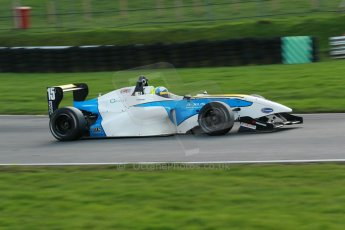 World © Octane Photographic Ltd. Brands Hatch, Race 2, Saturday 23rd November 2013. BRDC Formula 4 Winter Series, MSV F4-13, Matteo Ferrer - MGR. Digital Ref : 0865lw1d6988
