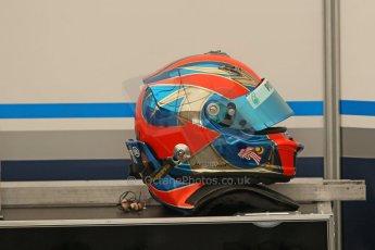 World © Octane Photographic Ltd. British Formula 3 – Brands Hatch. Saturday 10th August 2013 – Qualifying. Jazeman Jaafar's helmet – Carlin – Dallara F312 Volkswagen. Digital Ref : 0776cb1d3318