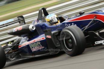World © Octane Photographic Ltd. British Formula 3 – Brands Hatch. Saturday 10th August 2013 – Qualifying. Ed Jones – Team West-Tec – Dallara F312 Toyota. Digital Ref : 0776cb1d3564