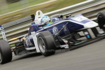 World © Octane Photographic Ltd. British Formula 3 – Brands Hatch. Saturday 10th August 2013 – Qualifying. Jordan King – Carlin – Dallara F312 Volkswagen. Digital Ref : 0776cb1d3577