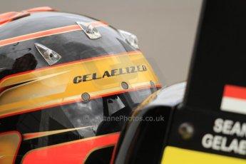 World © Octane Photographic Ltd. British Formula 3 – Brands Hatch. Saturday 10th August 2013 – Qualifying. Sean Gelael – Double R – Dallara F312 HWA Mercedes. Digital Ref : 0776cb7d3714