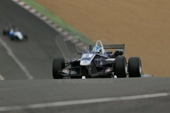 World © Octane Photographic Ltd. British Formula 3 – Brands Hatch. Saturday 10th August 2013 – Qualifying. Jordan King – Carlin – Dallara F312 Volkswagen. Digital Ref : 0776lw1d6041