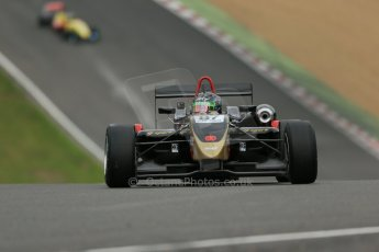 World © Octane Photographic Ltd. British Formula 3 – Brands Hatch. Saturday 10th August 2013 – Qualifying. Sun Zheng – CF Racing – Dallara F311 NBE. Digital Ref : 0776lw1d6053
