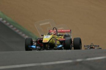 World © Octane Photographic Ltd. British Formula 3 – Brands Hatch. Saturday 10th August 2013 – Qualifying. Sean Gelael – Double R – Dallara F312 HWA Mercedes. Digital Ref : 0776lw1d6094