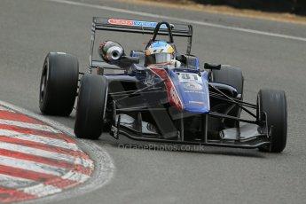 World © Octane Photographic Ltd. British Formula 3 – Brands Hatch. Saturday 10th August 2013 – Qualifying. Ed Jones – Team West-Tec – Dallara F312 Toyota. Digital Ref : 0776lw1d6133