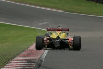 World © Octane Photographic Ltd. British Formula 3 – Brands Hatch. Saturday 10th August 2013 – Qualifying. Antonio Giovinazzi – Double R – Dallara F312 HWA Mercedes. Digital Ref : 0776lw1d6194