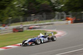 World © Octane Photographic Ltd. British Formula 3 – Brands Hatch. Saturday 10th August 2013 – Qualifying. Jazeman Jaafar – Carlin – Dallara F312 Volkswagen. Digital Ref : 0776lw7d1064