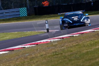 World © Octane Photographic Ltd./Chris Enion. Avon Tyres British GT Championship - Saturday 30th March 2013 Oulton Park – Practice 1. Aston Martin V12 Vantage GT3 – PGF-Kinfaun AMR – John Gaw, Phil Dryburgh. Digital Ref : 0604ce1d4779