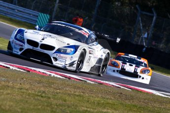 World © Octane Photographic Ltd./Chris Enion. Avon Tyres British GT Championship. BMW Z4 GT3 – Ecuri Ecosse – Oliver Bryant, Marco Attard. Digital Ref : 0604ce1d4848
