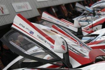 World © Octane Photographic Ltd./Chris Enion. Avon Tyres British GT Championship - Saturday 30th March 2013 Oulton Park – Qualifying 1. McLaren MP4-12C GT3 – United Autosports – Mark Blundell, Roger Wills. Digtal Ref : 0606ce1d5738