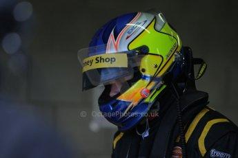 World © Octane Photographic Ltd./Chris Enion. Avon Tyres British GT Championship - Saturday 30th March 2013 Oulton Park – Qualifying 1. Ginetta G50 – APO Sport – James May. Digital ref : 0606ce1d5821