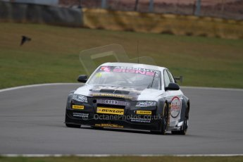 World © Octane Photographic Ltd. Thursday 21st March 2013. Dunlop MSA British Touring Car Championship  (BTCC) Media Day – Donington Park. Will Bratt – Audi A4. Digital Ref :
