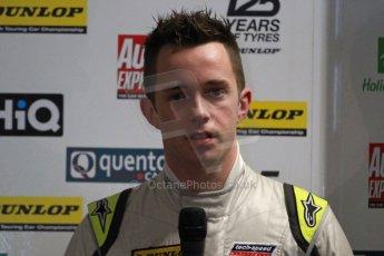 World © Octane Photographic Ltd. Thursday 21st March 2013. Dunlop MSA British Touring Car Championship (BTCC) Media Day – Donington Park. Joe Girling – M247 Racing – Chevrolet Cruze. Digital Ref : 0601cj7d0289
