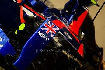 World © Octane Photographic Ltd. GP2 British GP, Silverstone, Thursday 27th June 2013. Jolyon Palmer - Carlin. Digital Ref : 0723ce1d6074