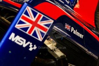 World © Octane Photographic Ltd. GP2 British GP, Silverstone, Thursday 27th June 2013.  Jolyon Palmer - Carlin. Digital Ref : 0723ce1d6076