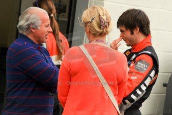 World © Octane Photographic Ltd. GP2 British GP, Silverstone, Thursday 27th June 2013. Adrian Quaife-Hobbs - MP Motorsport. Digital Ref : 0723ce1d6114